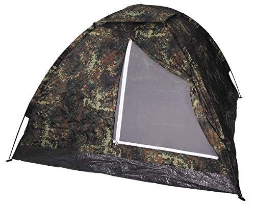 Tente, «monodom «quatre pattes urban outdoor militaire taille 210 x 210 x 130 cm