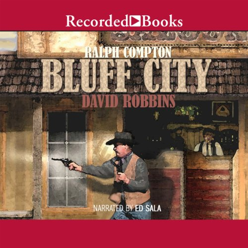 Bluff City audiobook cover art