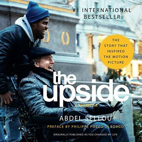 The Upside audiobook cover art