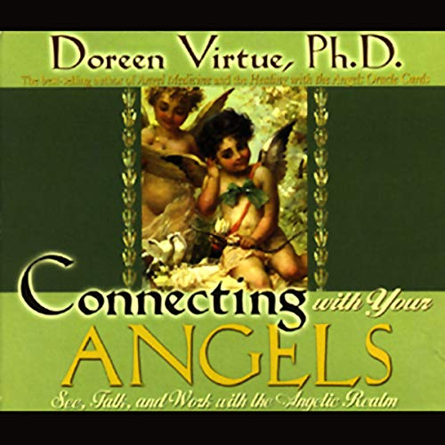 Connecting with Your Angels audiobook cover art