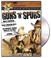 Guns & Spurs [DVD]