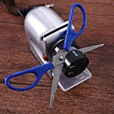 HYZXK Afilador de Cuchillos Afilador de Cuchillos Profesional Swifty Sharp Grindstone Herramienta de Afilado Herramientas eléctricas de Cocina de Acero Inoxidable