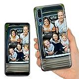 TULLUN Personalisierte Persönliche Ihr Eigenes Bild Foto Brauch Soft Gel Schutzhülle Handy Hülle für Huawei Modelle - Ihr Eigenes Design - für Huawei P20 Lite