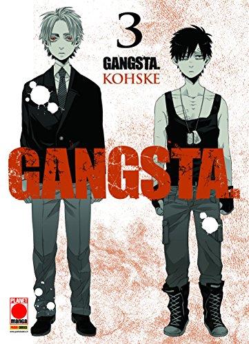 Gangsta 3 Ristampa