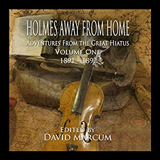 Holmes Away from Home cover art