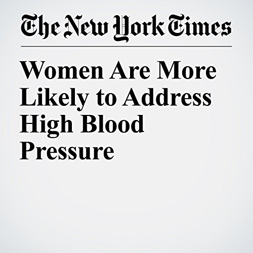 Women Are More Likely to Address High Blood Pressure copertina