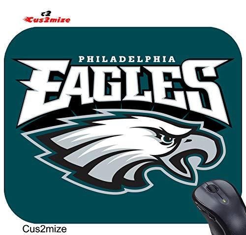 from Cus2mize Philadelphia Eagles Mouse Pad Philadelphia Eagles Mousepad, Sold by Cus2mize Only. 0719896136846