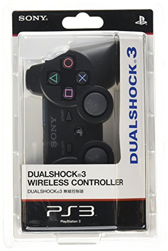 Import CEE - Mando DualShock 3, Color Negro (PS3) [Importación UK]