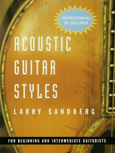 Acoustic Guitar Styles (English Edition)