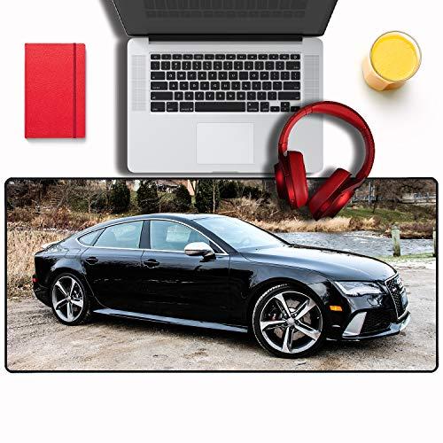 Custom Design Druck Audi Auto F Maus Pad Matte Große Gamer Gaming Büro Mousepad für Computer Tastatur Schreibtisch