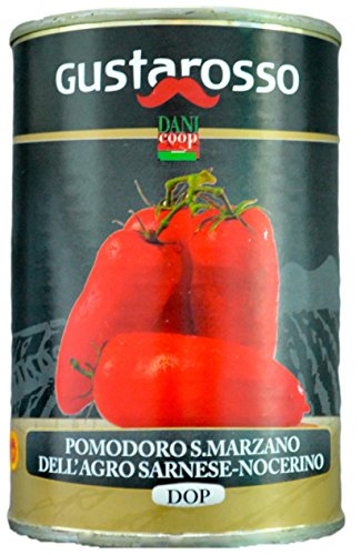 San Marzano DOP tomate d'Agro-Sarnese Nocerino Gr. 400