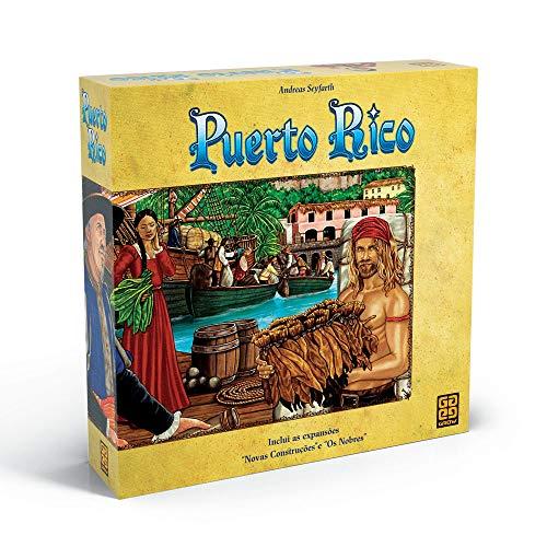 Jogo Puerto Rico Grow