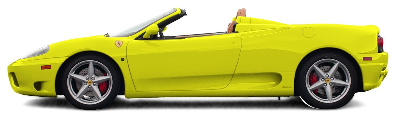 We dont have an image for your selection. Showing 2-Door Convertible Spider. Ferrari