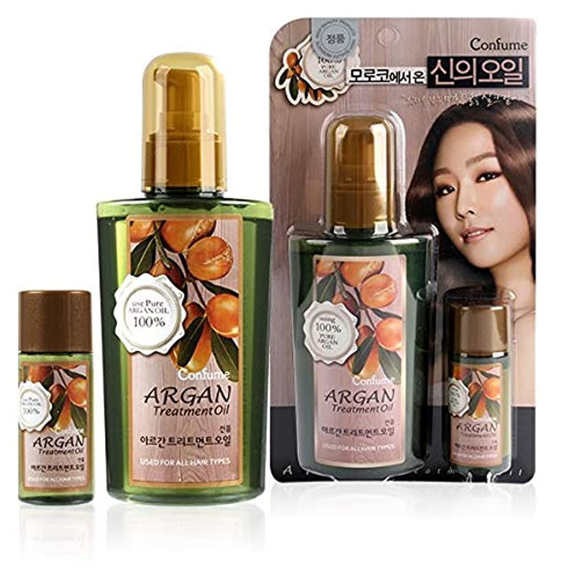 頂点韓国ベストウェルコス(WELCOS) アルガン トリートメント オイル / Welcos Confume Argan Treatment Oil [並行輸入品]