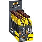 PowerBar PowerGel Hydro Cola 24x67ml - Gel Energético de Alto Carbono + C2MAX Magnesio y Sodio + 100mg Cafeína