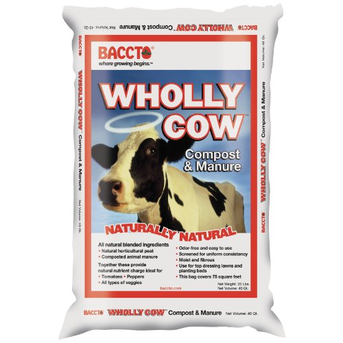 Michigan Peat 1640 Wholly Cow Compost and Manure