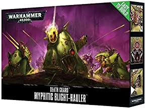 Warhammer 40k: Death Guard Blight Hauler Easy to Build