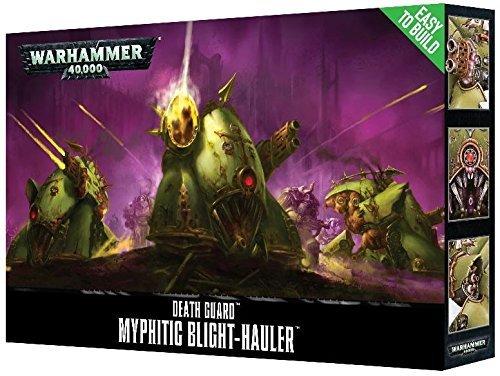 Games Workshop Warhammer 40,000 Easy to Build Death Guard Blight Hauler