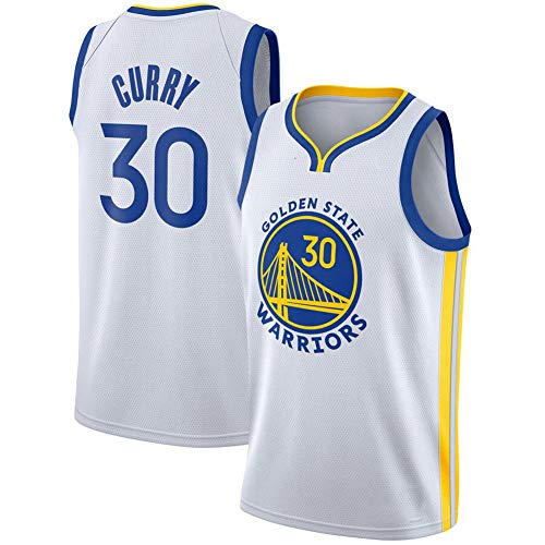 DXG NBA Golden State Warriors #30 Stephen Curry Ropa Deporti