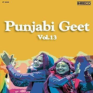 Punjabi Geet Vol 13