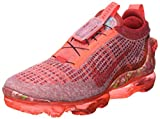 Nike Air Vapormax 2020 FK, Zapatillas para Correr Hombre, Team Red Gym Red Flash Crimson, 42 EU