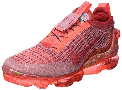 Nike Air Vapormax 2020 FK, Zapatillas para Correr Hombre, Team Red Gym Red Flash Crimson, 41 EU