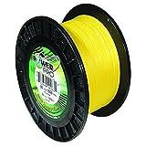 Power Pro 33401000150Y Maxcuatro Braided Fishing Line, 100 lb/150 yd, Hi-Vis Yellow