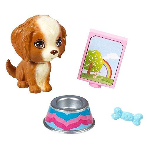 Barbie Haustier Hündchen & Zubehör Mattel CFB56 | Wohnaccessoires Set