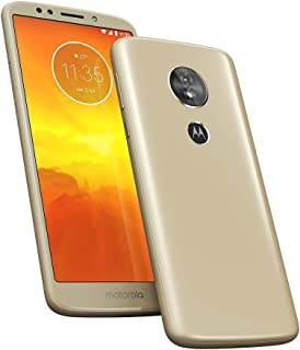 "Smartphone, Motorola, Moto E5, XT1944, 16 GB, 5.7"", Ouro"