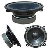 1 MIDWOOFER Master Audio CW500/8 Altavoz de 13,00 cm 130 mm 5' 40 vatios rms y 80 vatios máx con impedancia de 8 ohmios Fiesta en casa Disco, 1 Pieza