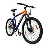 Lightspeed DRYFT MTB Single Speed Lightweight Aluminium Alloy Frame Dual Disc Brakes Hard Tail Grip...