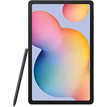 Samsung Galaxy Tab S6 Lite 10.4'' Touchscreen (2000x1200) WiFi Tablet, Octa Core Exynos 9610 Processor, 4GB RAM, 64GB Memory, 5MP Front and 8MP Rear Camera, Bluetooth, Android 10 w/S Pen & Cover