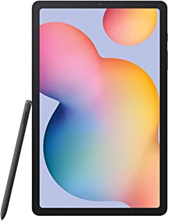 Samsung Galaxy Tab S6 Lite w/S Pen (128GB, 4GB) 10.4'', Exynos 9610, 7040mAh Battery, Android 10, Wi-Fi Tablet -P610 (64GB...