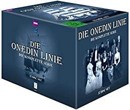 The Onedin Line (Complete Series) - 32-DVD Box Set ( The Onedin Line - Seasons 1-8 (91 Episodes) ) [ NON-USA FORMAT, PAL, Reg.2 Import - Germany ] by Peter Gilmore