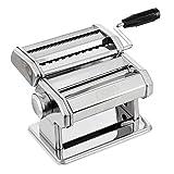 PAGILO máquina para hacer pasta con 9 niveles de ajuste de espesor para espagueti, tagliatelle, fettuccine y lasaña-, Pastamaker