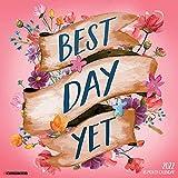 Best Day Yet 2022 Inspirational Art Wall Calendar