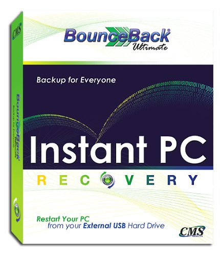 Bounceback Ultimate Software : Automatic Backup and Instant disaster recovery [import anglais]