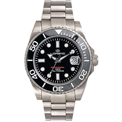orologio solo tempo donna Lorenz Ginevra elegante cod. 030196AA