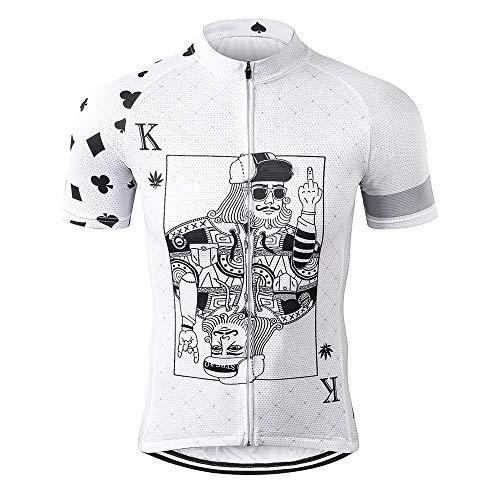Maillot Ciclismo Hombres Ropa de Ciclismo Ciclistas Jersey Divertido Ropa Bicicleta Camiseta...