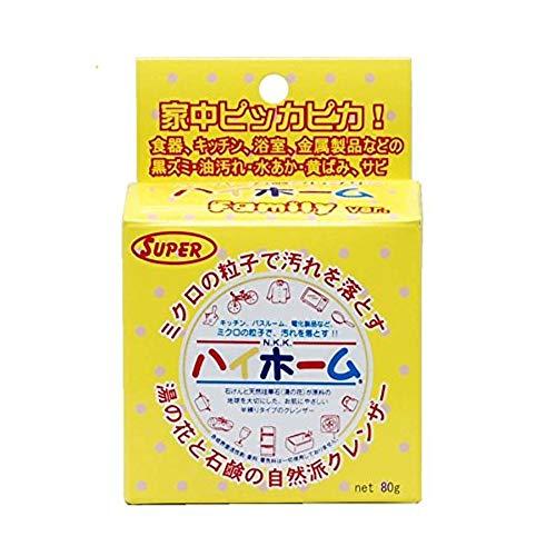 日本珪華化学工業 ハイホーム ファミリー 80g