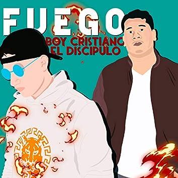 Fuego (feat. El Discipulo)