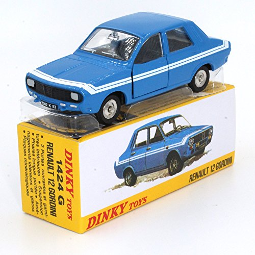 RENAULT 12 Gordini Dinky Toys R12