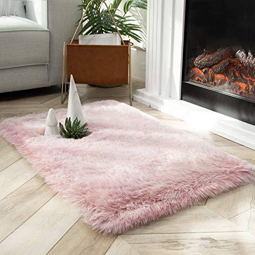 alfombra rosa fabricante Ashler Home Deco
