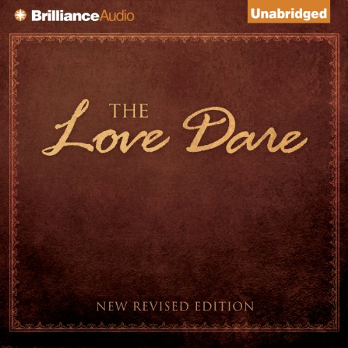 The Love Dare audiobook cover art