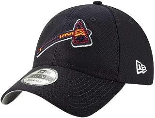 New Era 2019 MLB Atlanta Braves Baseball Cap Hat Home Bat Practice BP 9Twenty Navy