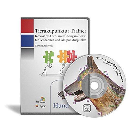 Lernsoftware Akupunkturpunkte Hund: Interaktive Übungssoftware