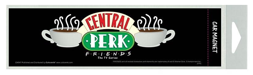 Friends Central Perk Logo TV Television Show Car Bumper Magnet Refrigerator Fridge Magnet