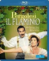 ペルゴレージ:歌劇「フラミーニオ」[Blu-ray]