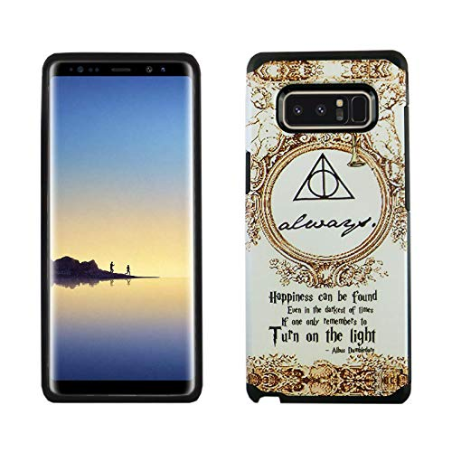 Galaxy Note 8 Pokemone Go Case, IMAGITOUCH 2-Piece Style Armor Case with Flexible Shock Absorption Case and Pokemon Ball Game Cover for Galaxy Note 8 (2017) – Poke Ball Pokemone Go Hybrid