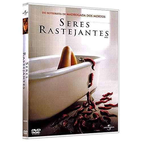 DVD Seres Rastejantes